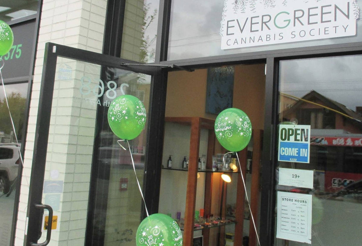 First licensed cannabis store to open in Lower Mainland, 2 months post-legalization