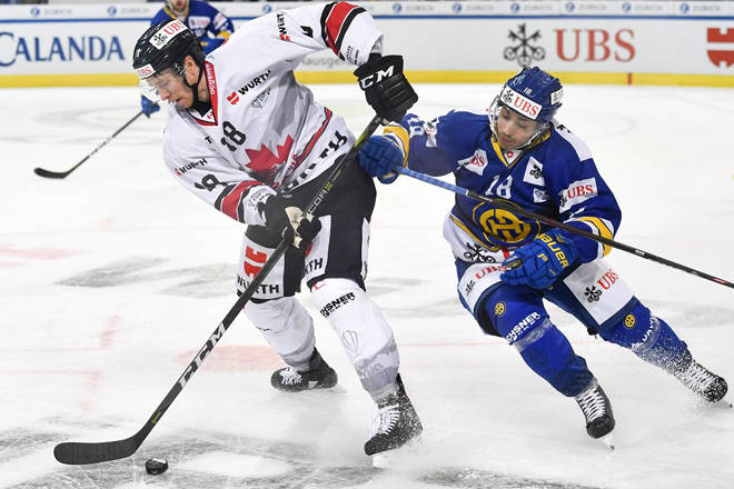 BCHL'ers help Canada to record setting win at Spengler Cup