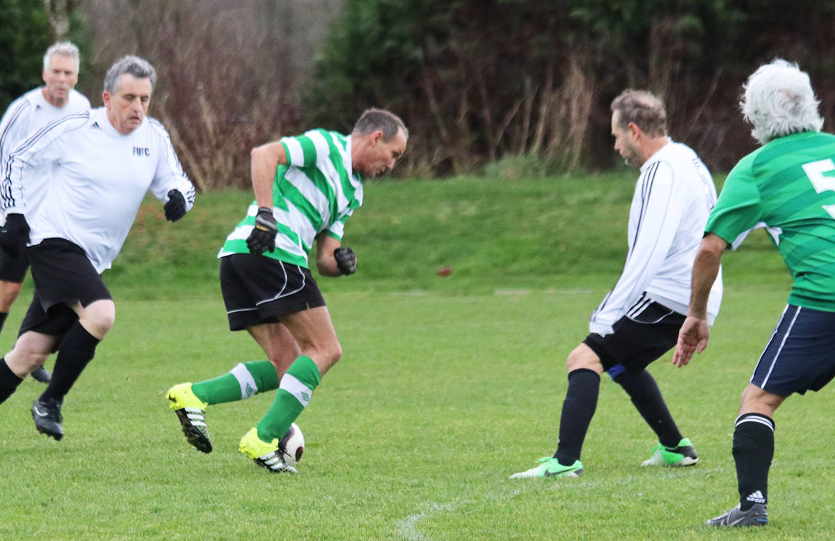 Fort soccer men defeat Aldergrove