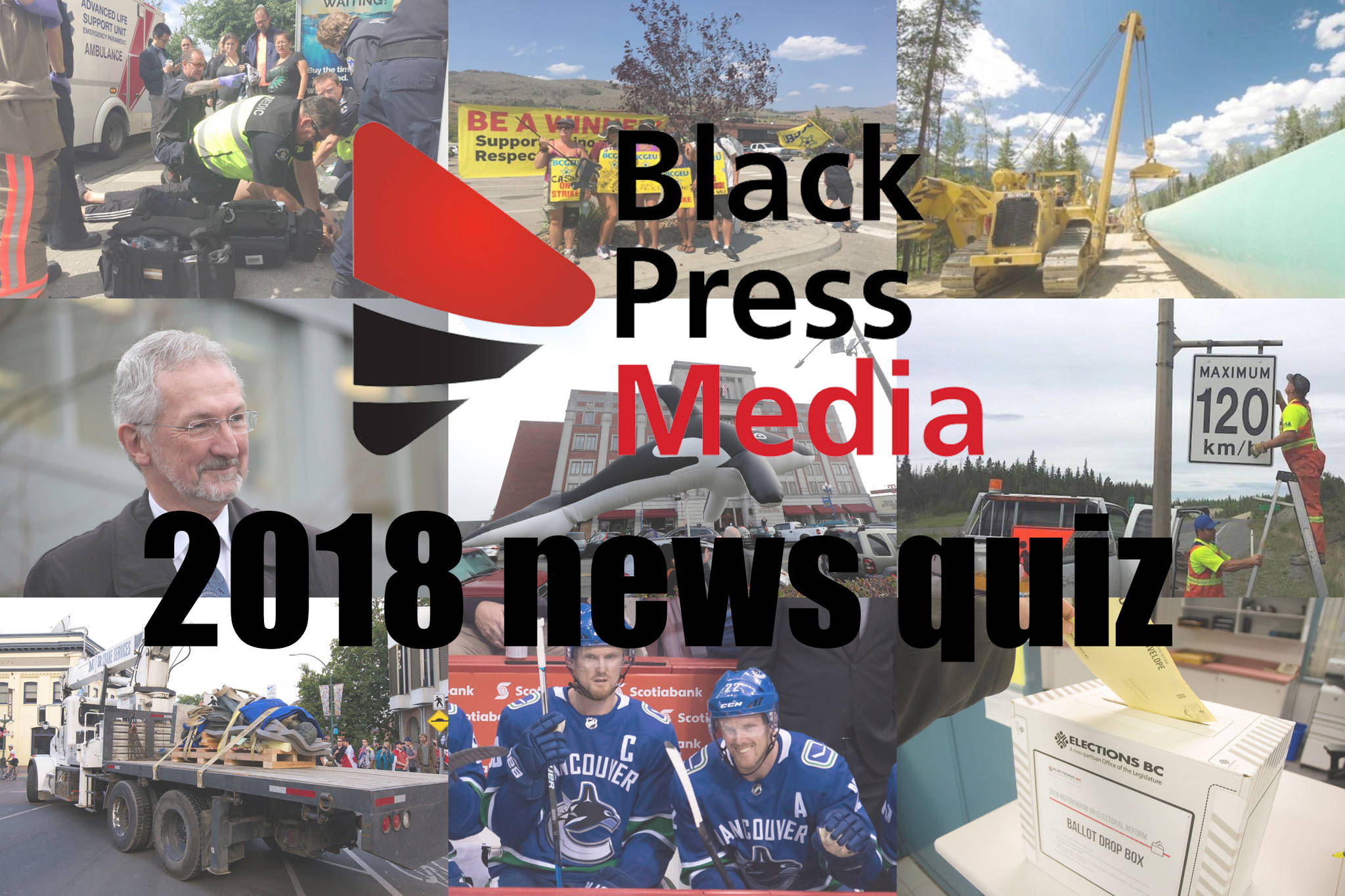 QUIZ: 20 questions to test your knowledge of B.C. news in 2018