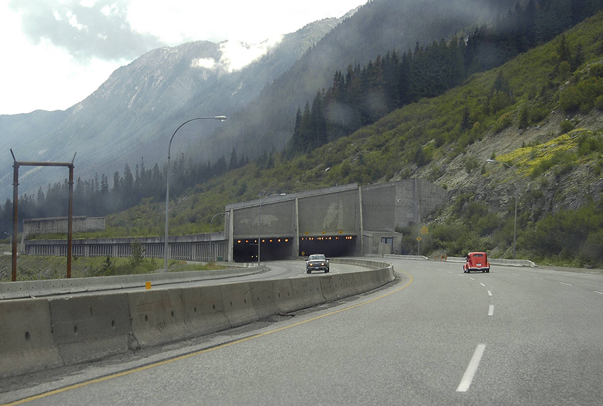 Rest area, washrooms along Coquihalla closed due to power outage