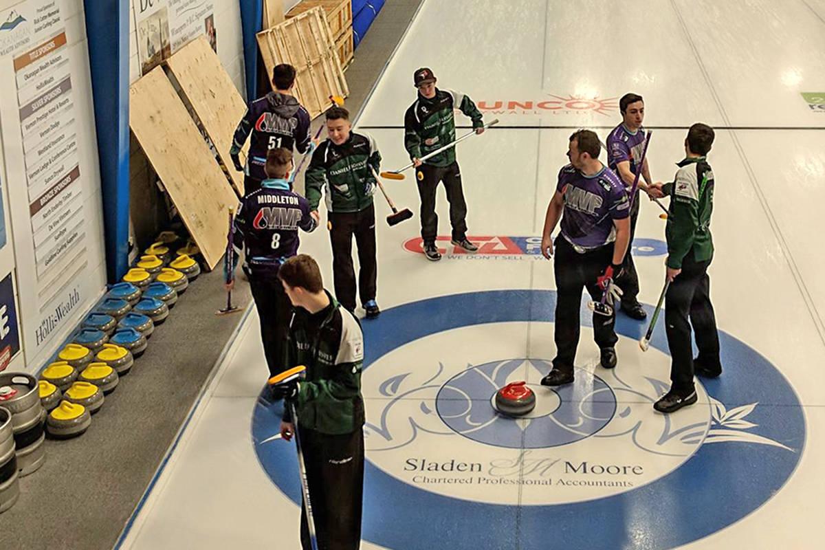 Team Tardi in action at Vernon. Facebook image