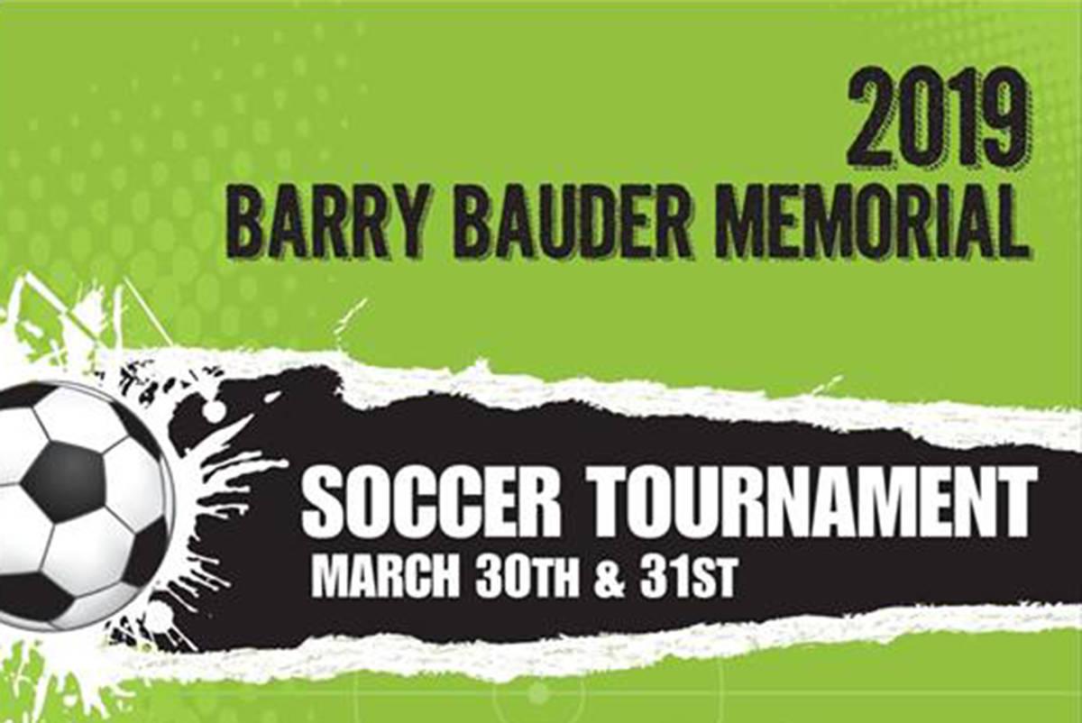 Aldergrove soccer tournament set for March 30-31