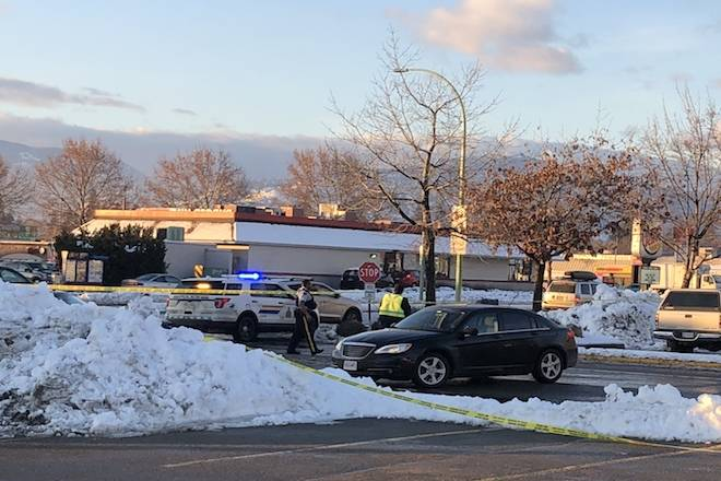Man shot by police during arrest in Okanagan