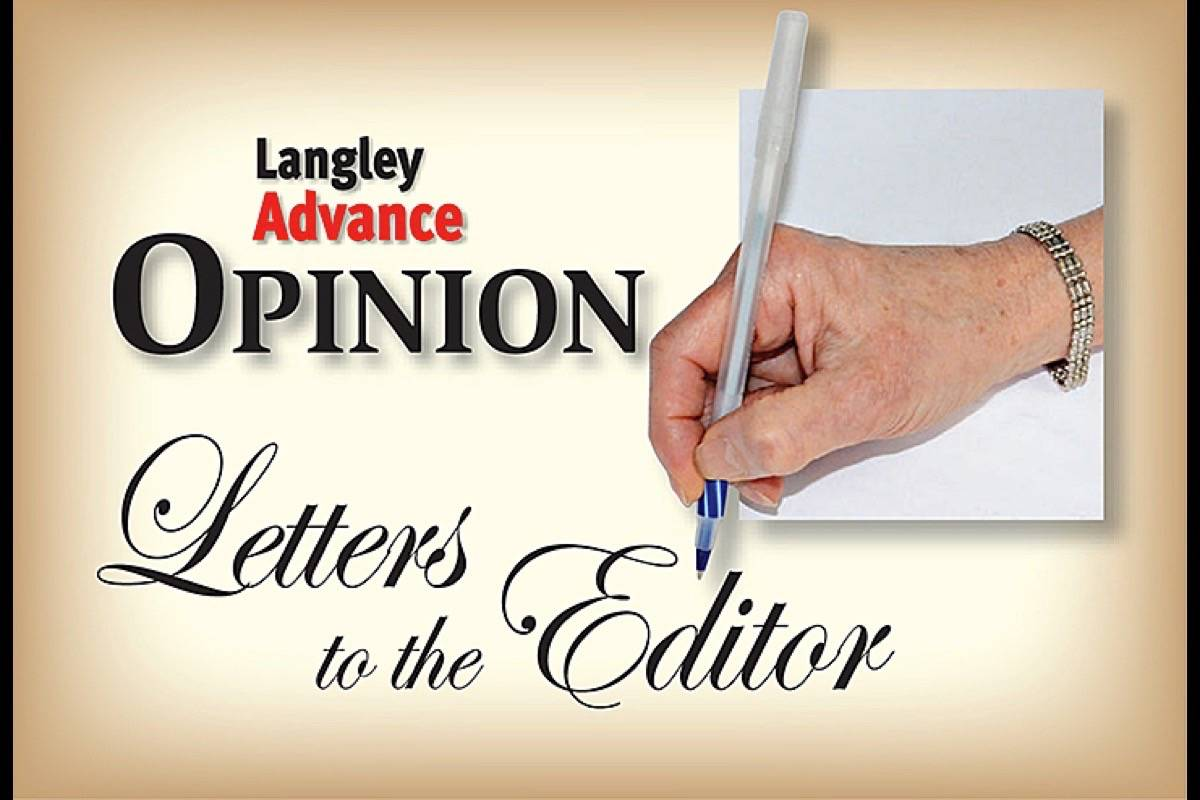 Letter: Langley man critical of prime minister on many issues