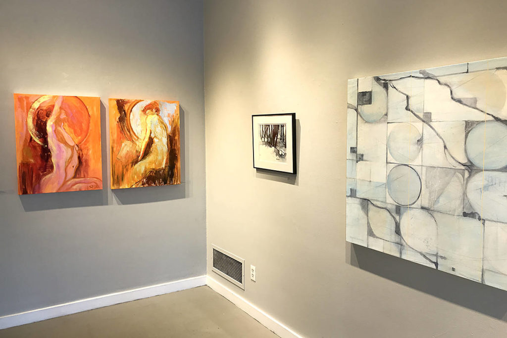 Fort Gallery in Langley hosts free events featuring local artists