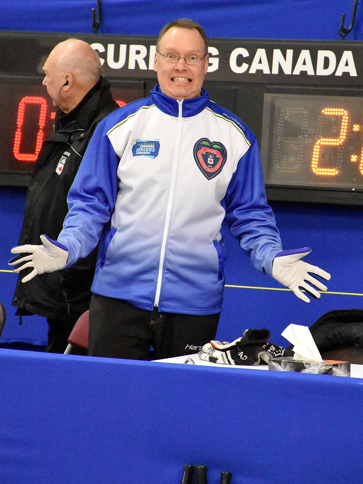 Paul Tardi is coach of Team Tardi. (Special to the Langley Advance)