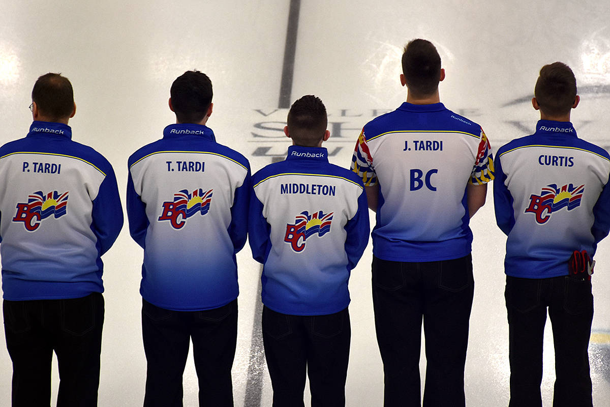 World stage calls Langley curlers to Scotland