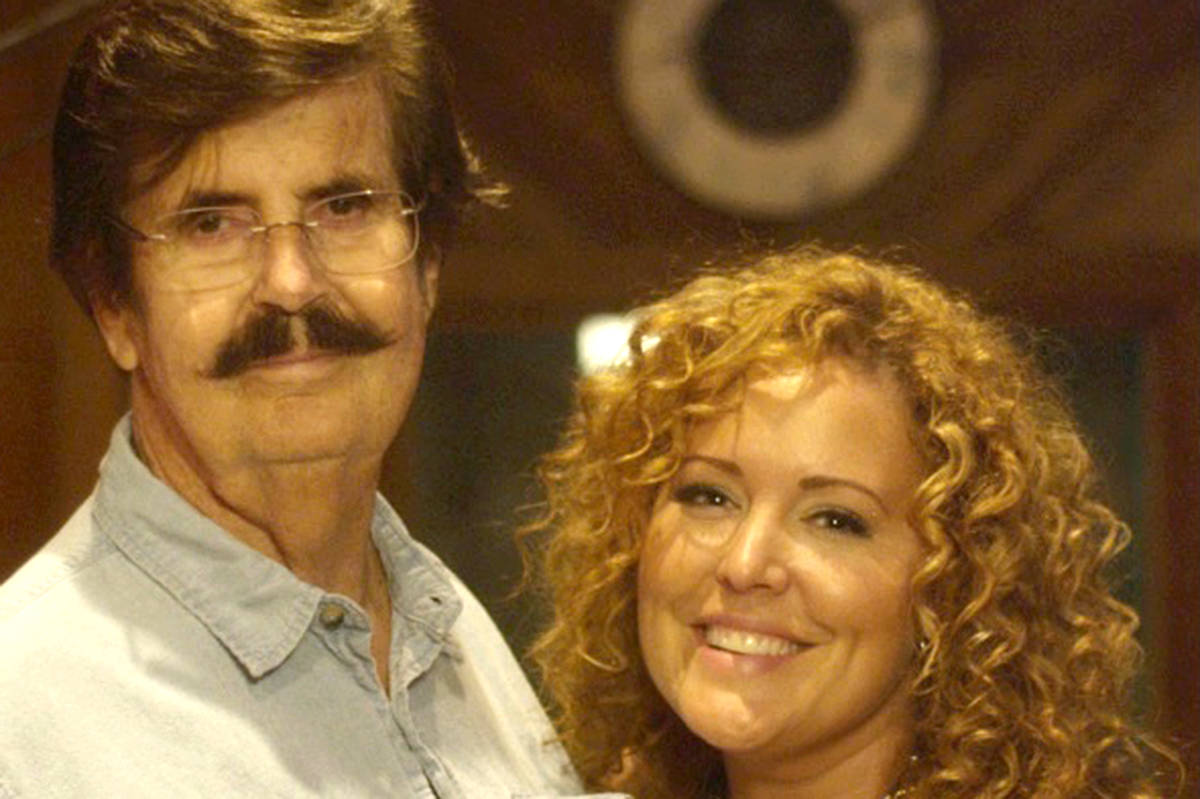 While recording her latest album, Under the Covers in Muscle Shoals, Karen Lee Batten had a chance to meet and interact with FAME Studios founder Rick Hall – who has since passed away. (Special to the Langley Advance)