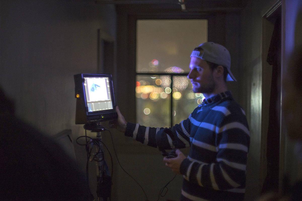 Langley school's film program set course for award-winning director