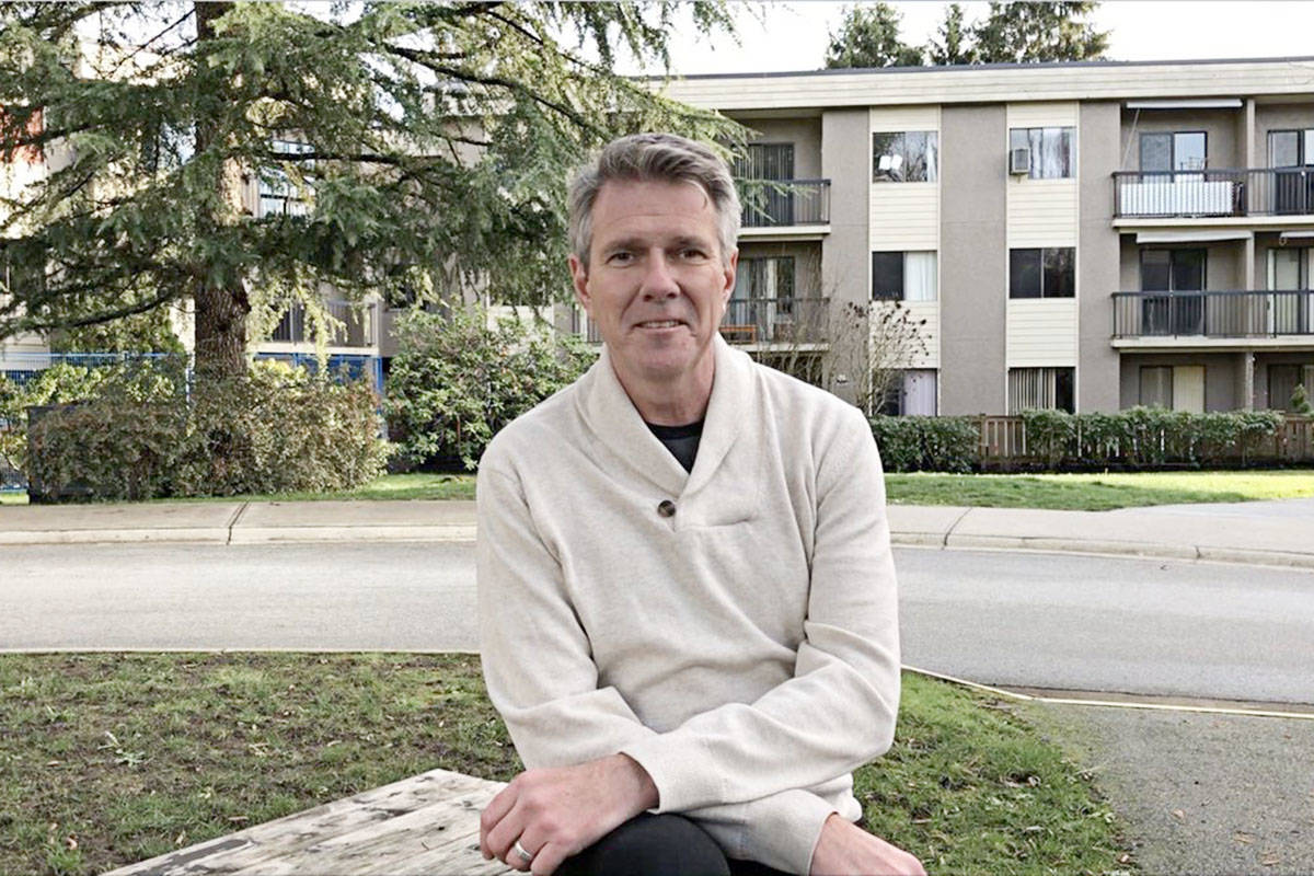 Cloverdale-Langley City MP John Aldag is moderating a meeting on seniors housing and the National Housing Strategy on Feb. 21. (Submitted photo)