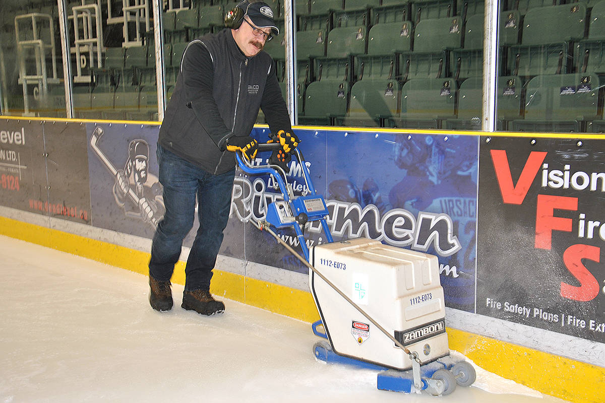 VIDEO: Langley Rivermen putting bullying on ice
