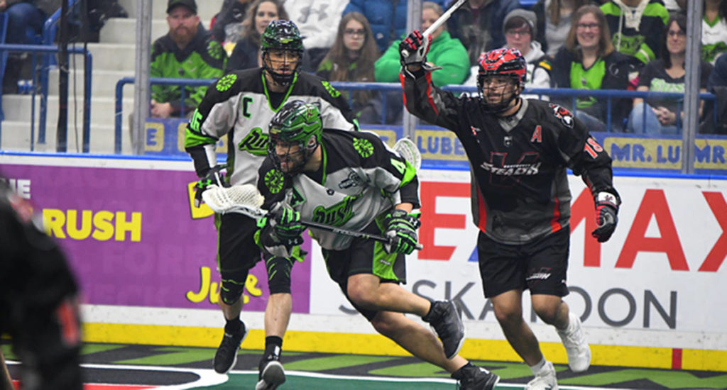 Photo courtesy of the Saskatchewan Rush