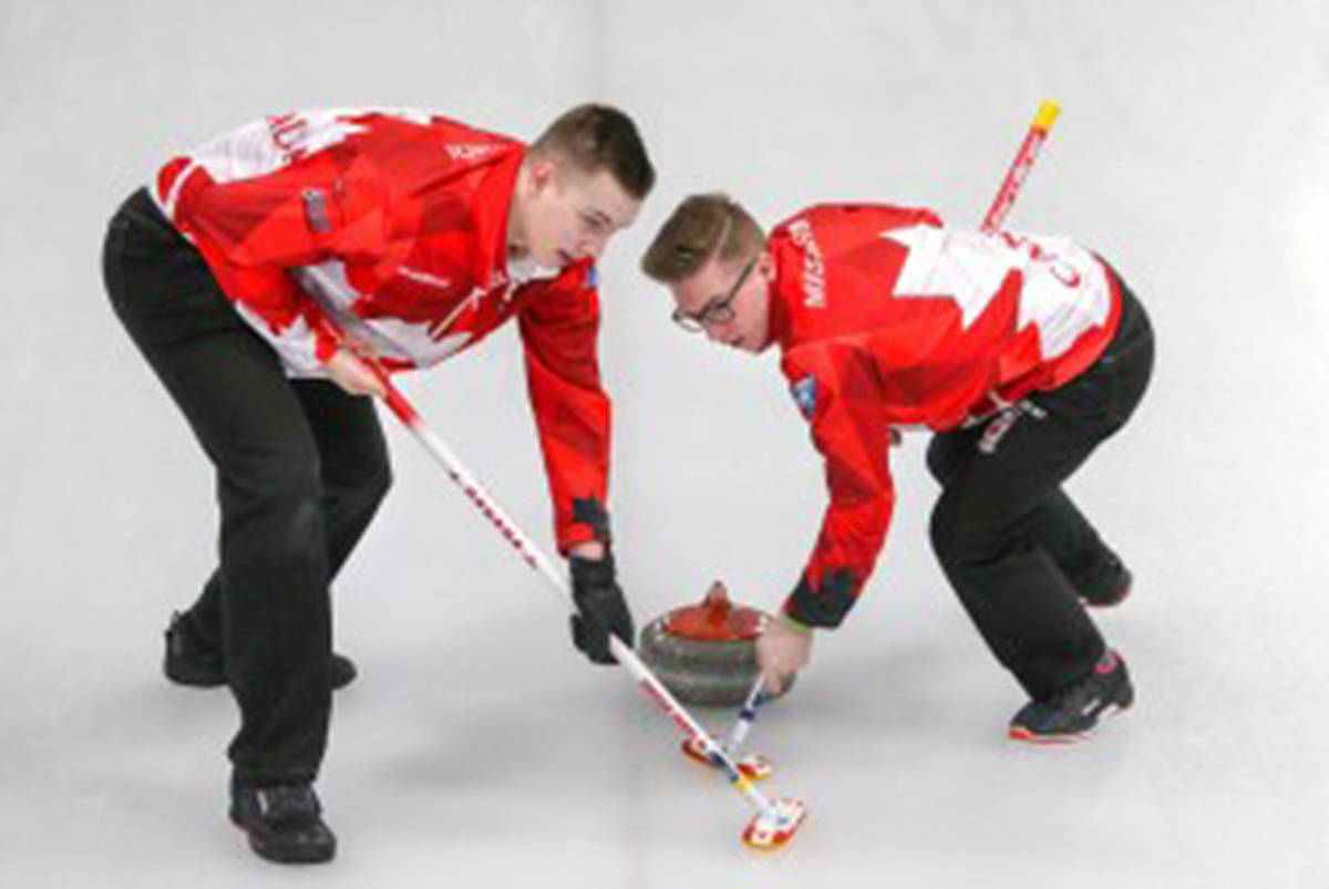 NEXT UP: Team Canada's young curlers take on Korea at world juniors Wednesday