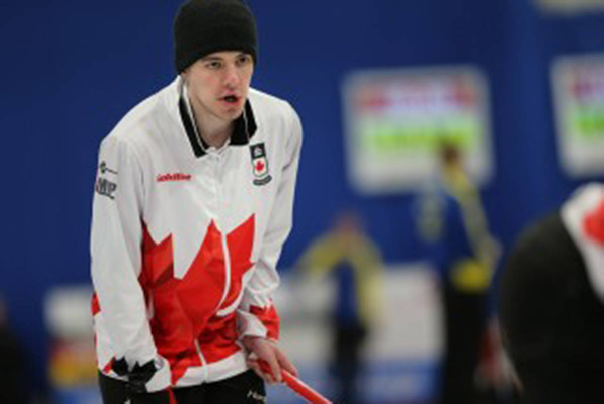 Langley's Team Tardi advances to the semis in world junior curling fight