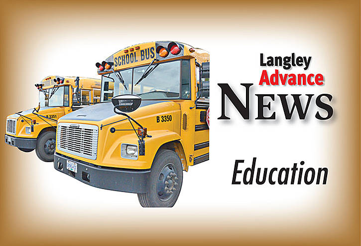 Langley's school district gets building and bus bundle