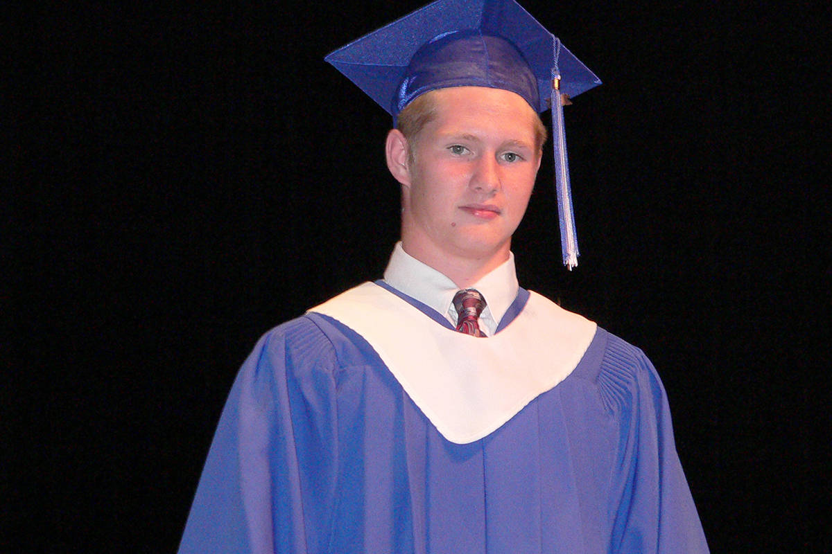 Zach Dahl graduated from ACSS.