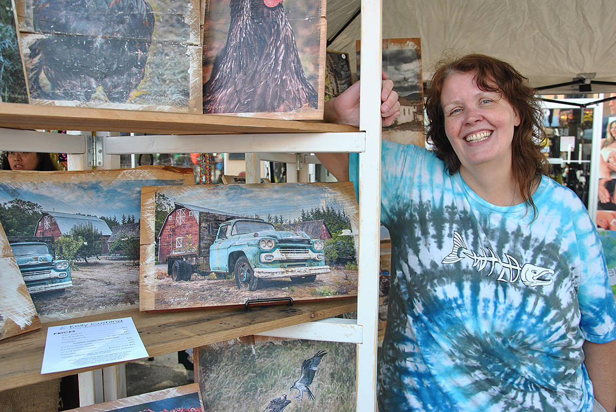 Beer garden incorporated into Langley's 25th annual Arts Alive