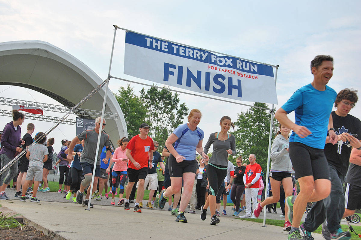 Langley City in need of some Terry Fox Run helpers