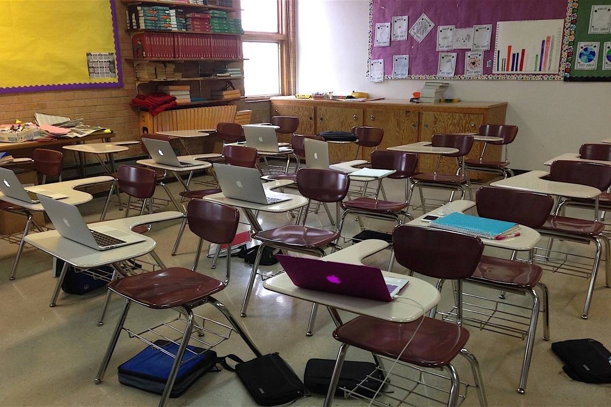 POLL: Return to classrooms reason to celebrate or weep?