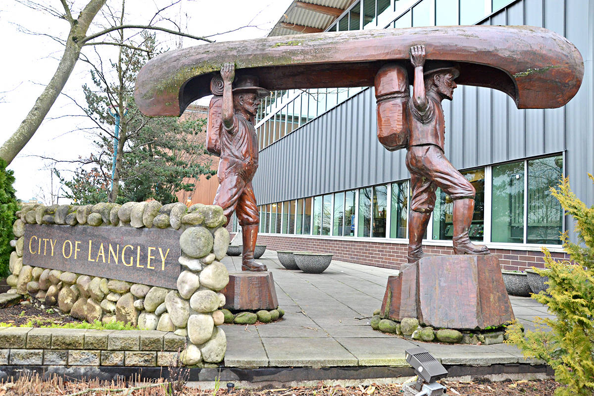 Ex-mayor, current councillor, and lawsuit launcher vie for mayor in Langley City