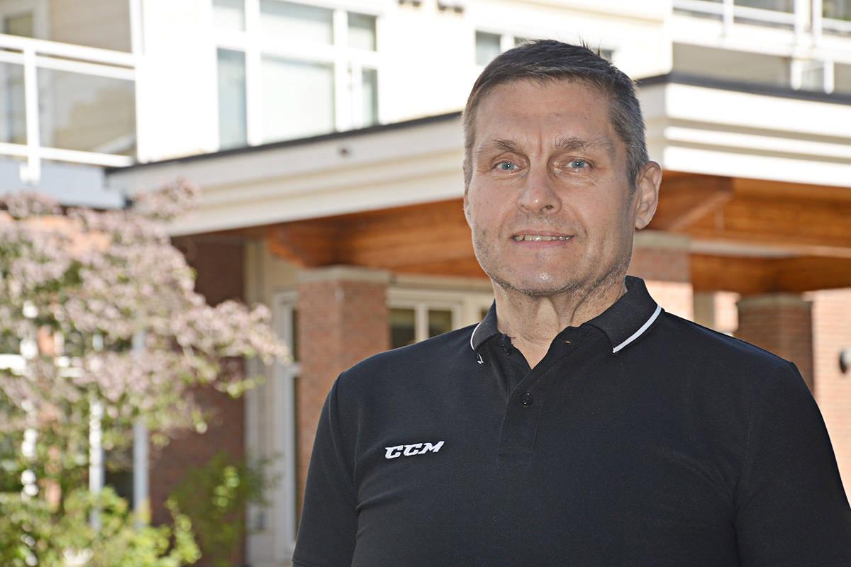 Boxing coach takes shot at Langley City council run