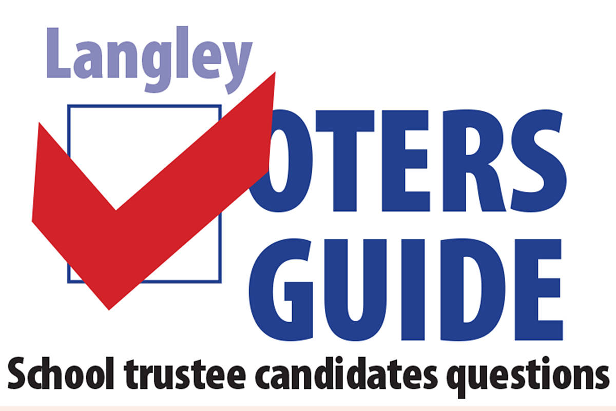 Langley trustee hopefuls participate in Q&A