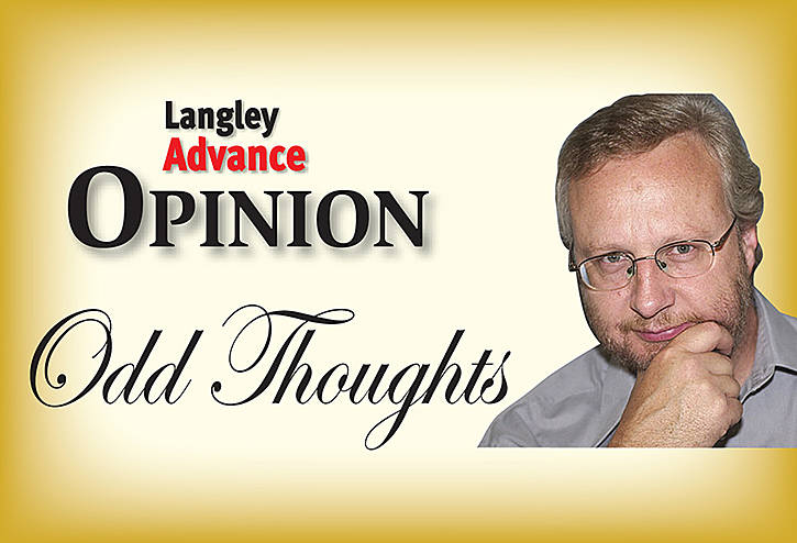 ODD THOUGHTS: Community media matters, including here in Langley