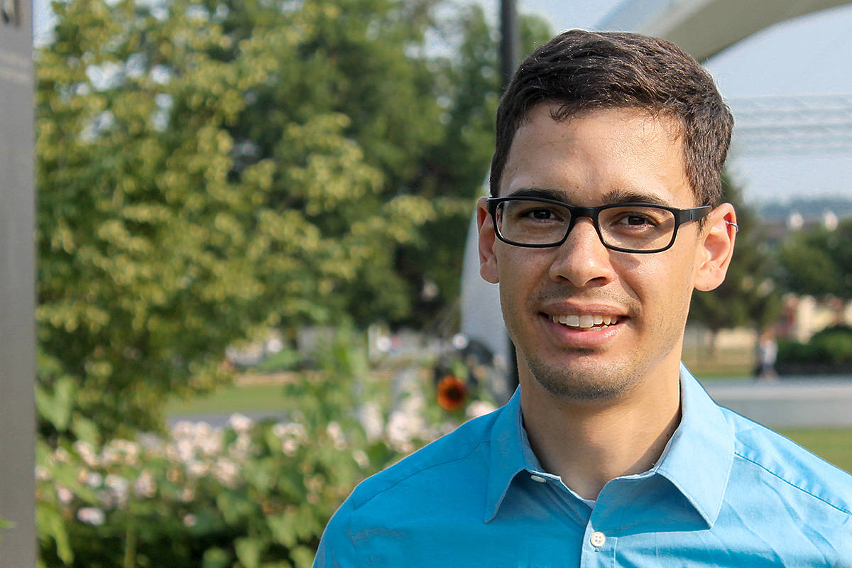 ELECTION: Langley City council candidate Nathan Pachal