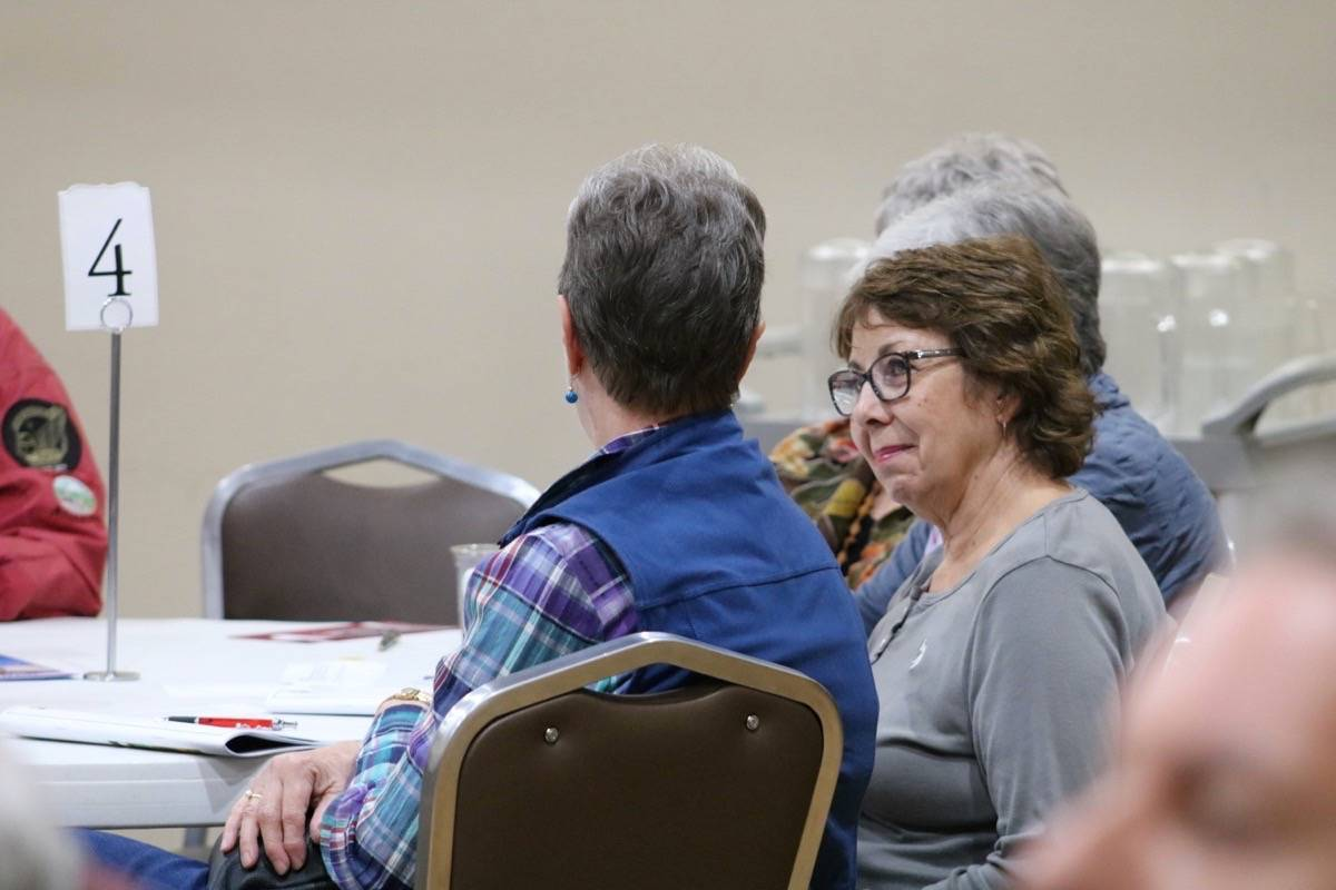 City candidates address seniors issues at round-table meeting