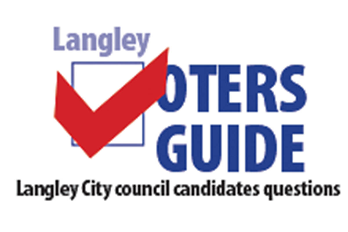 Langley City council hopefuls take part in Q&A