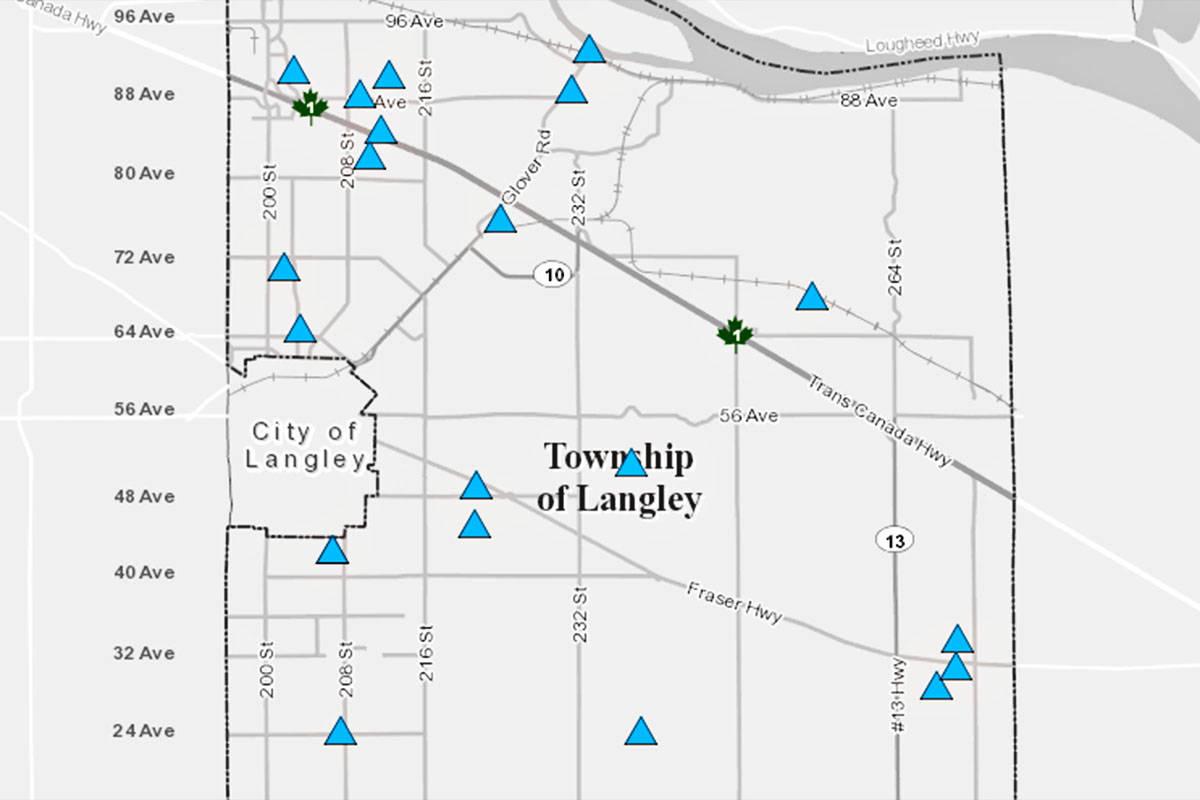 (Langley Township website)