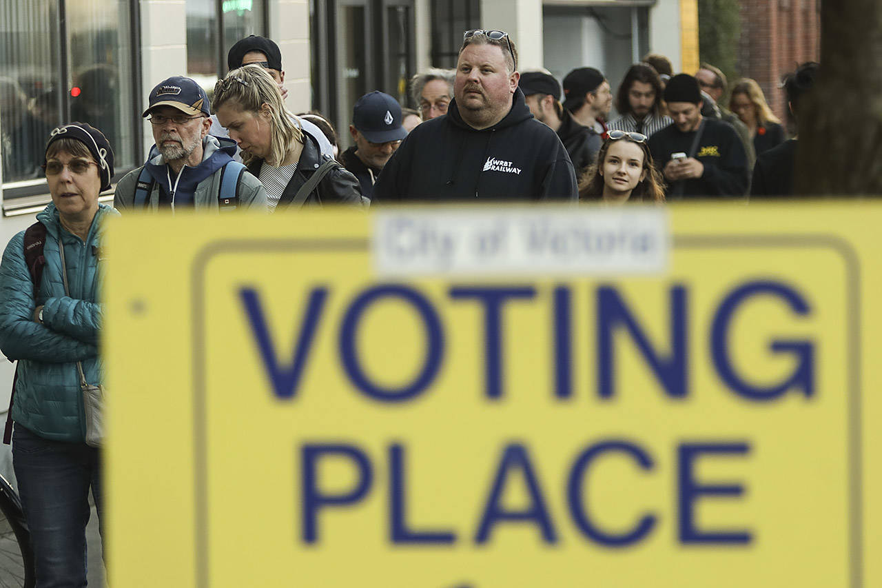 LIVE BLOG: Full election results for Township of Langley and Langley City