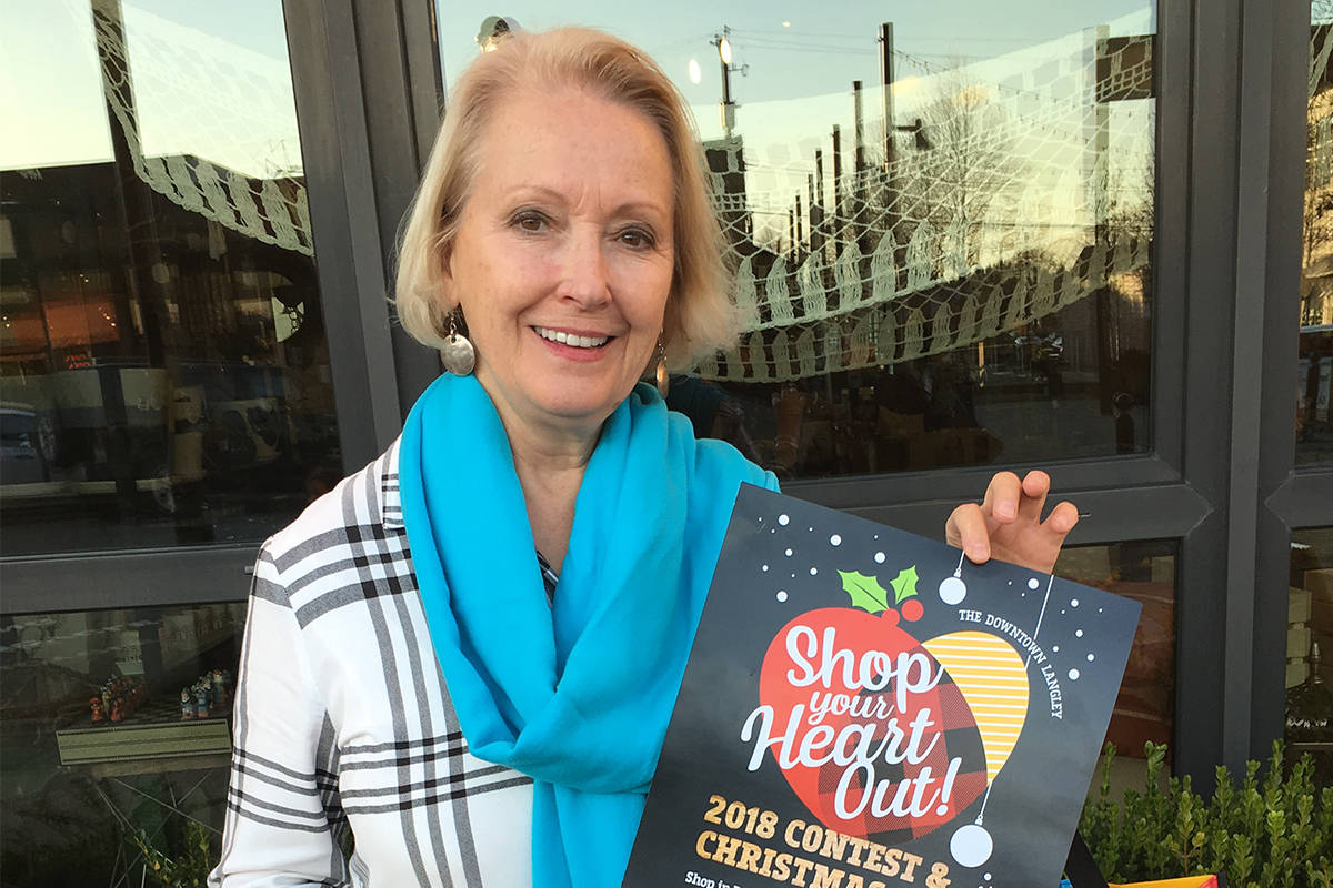 Shop Your Heart Out offers a win-win for shoppers and Langley charities!