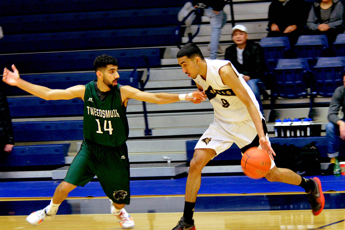Burnaby toughs it out to make finals of Tsumura Basketball Invitational