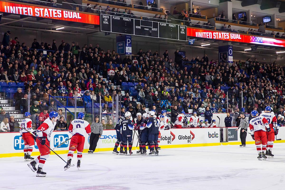 Photo courtesy of Garrett James Langley Events Centre