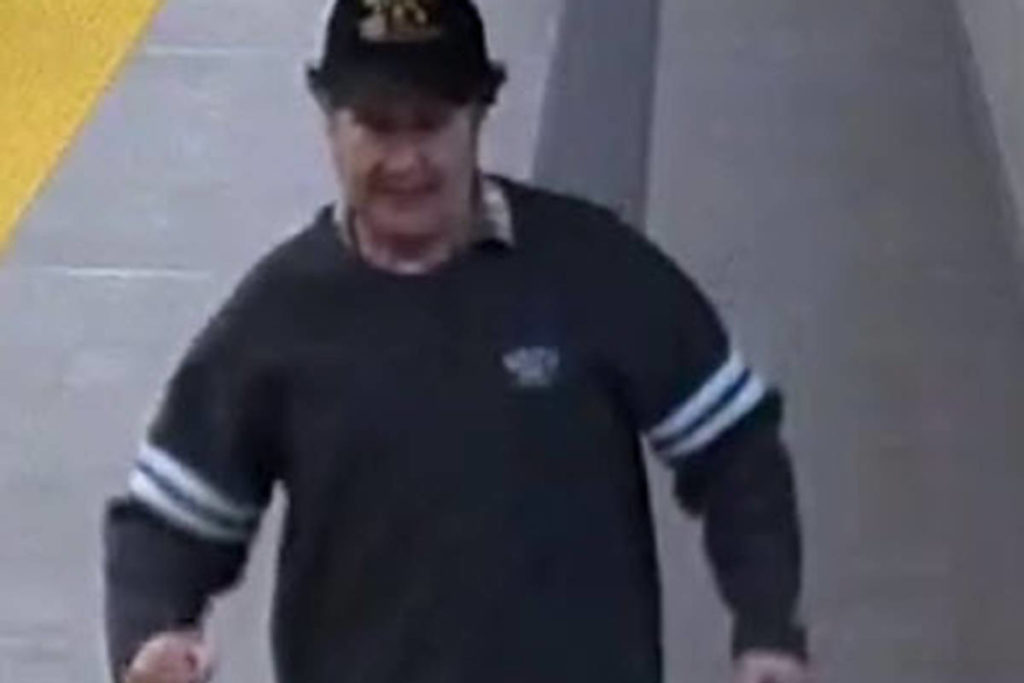 UPDATED: Man, 57, turns himself in alleged groping of girl, 7, on SkyTrain