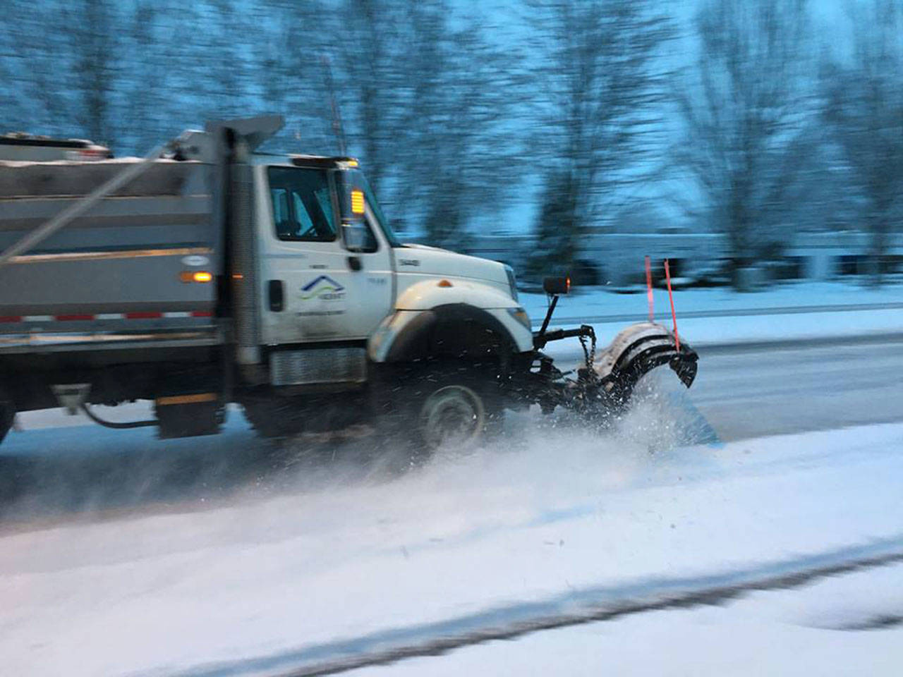POLL: Should we train drivers better for winter?