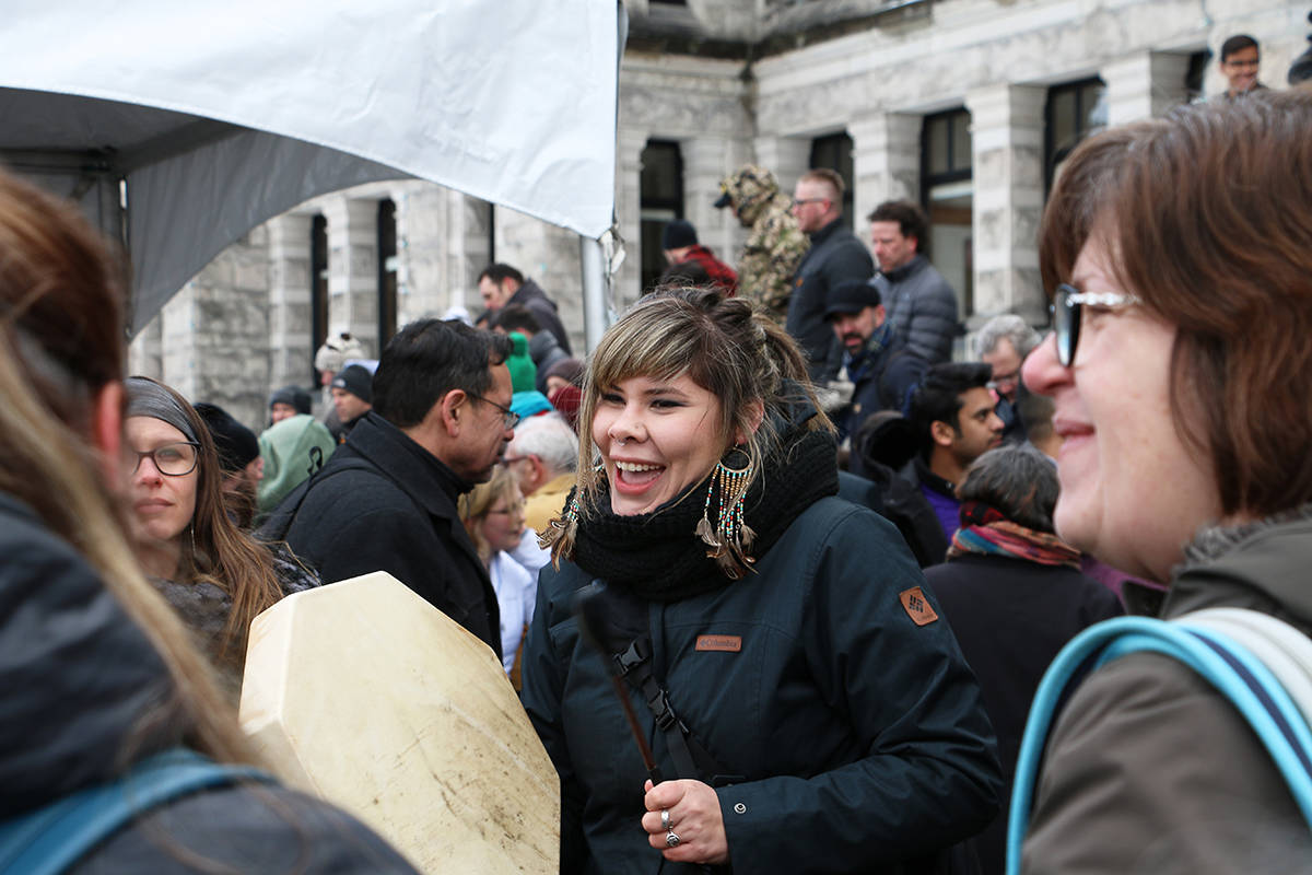 Moose Hide campaign takes message to Canadian schools