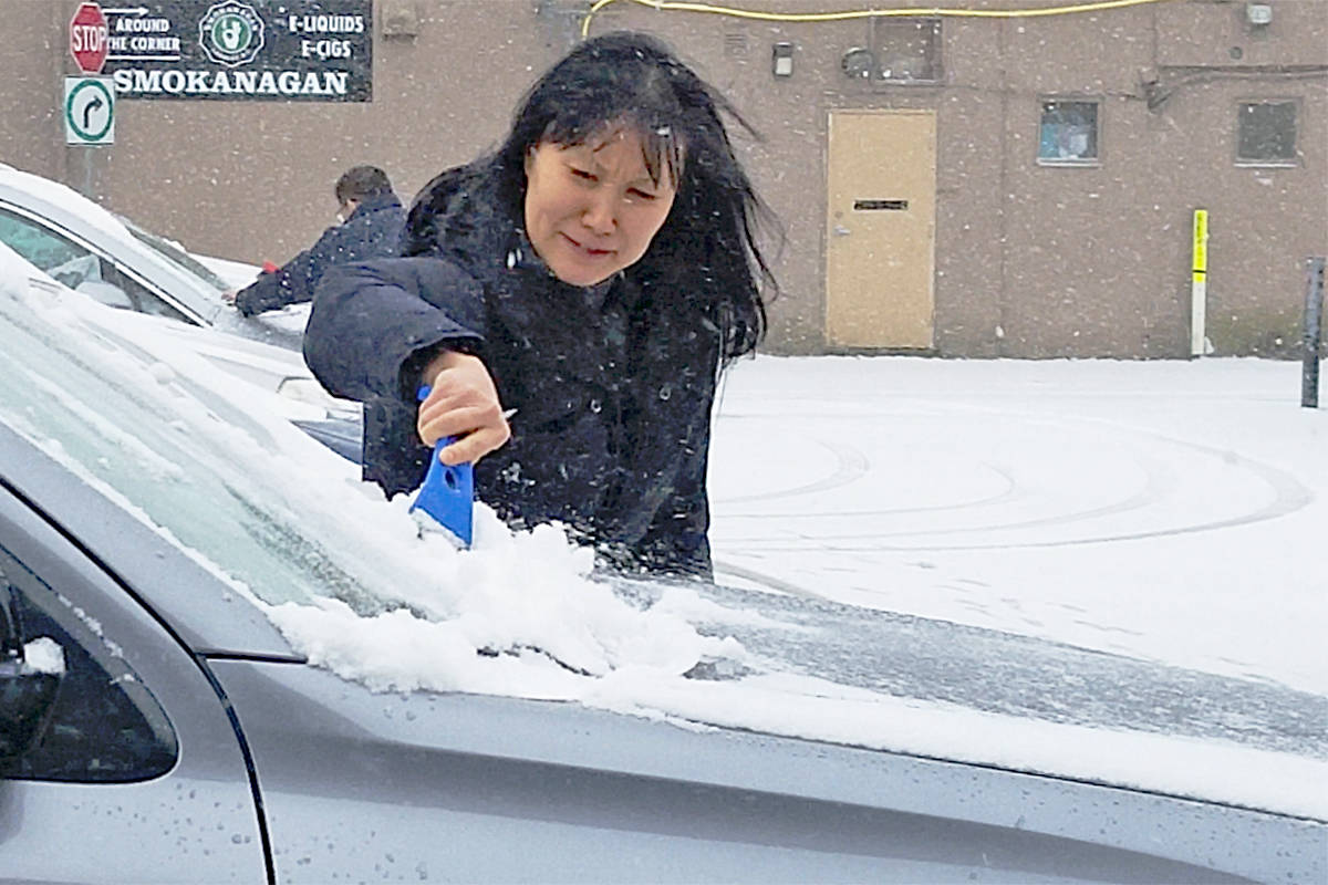 POLL: How's your snow driving skill level?