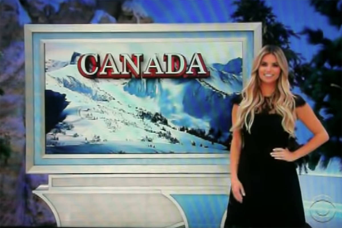 A trip to Revelstoke Mountain Resort has been featured as a prize on The Price is Right. (Screenshot)