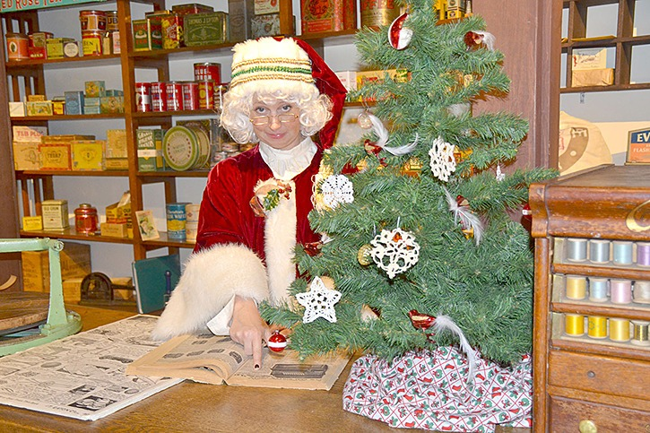 A historic Christmas is being hosted by Fort Langley's museums.
