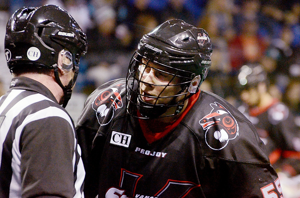 Langley-based Stealth nominate McCready as Teammate of the Year