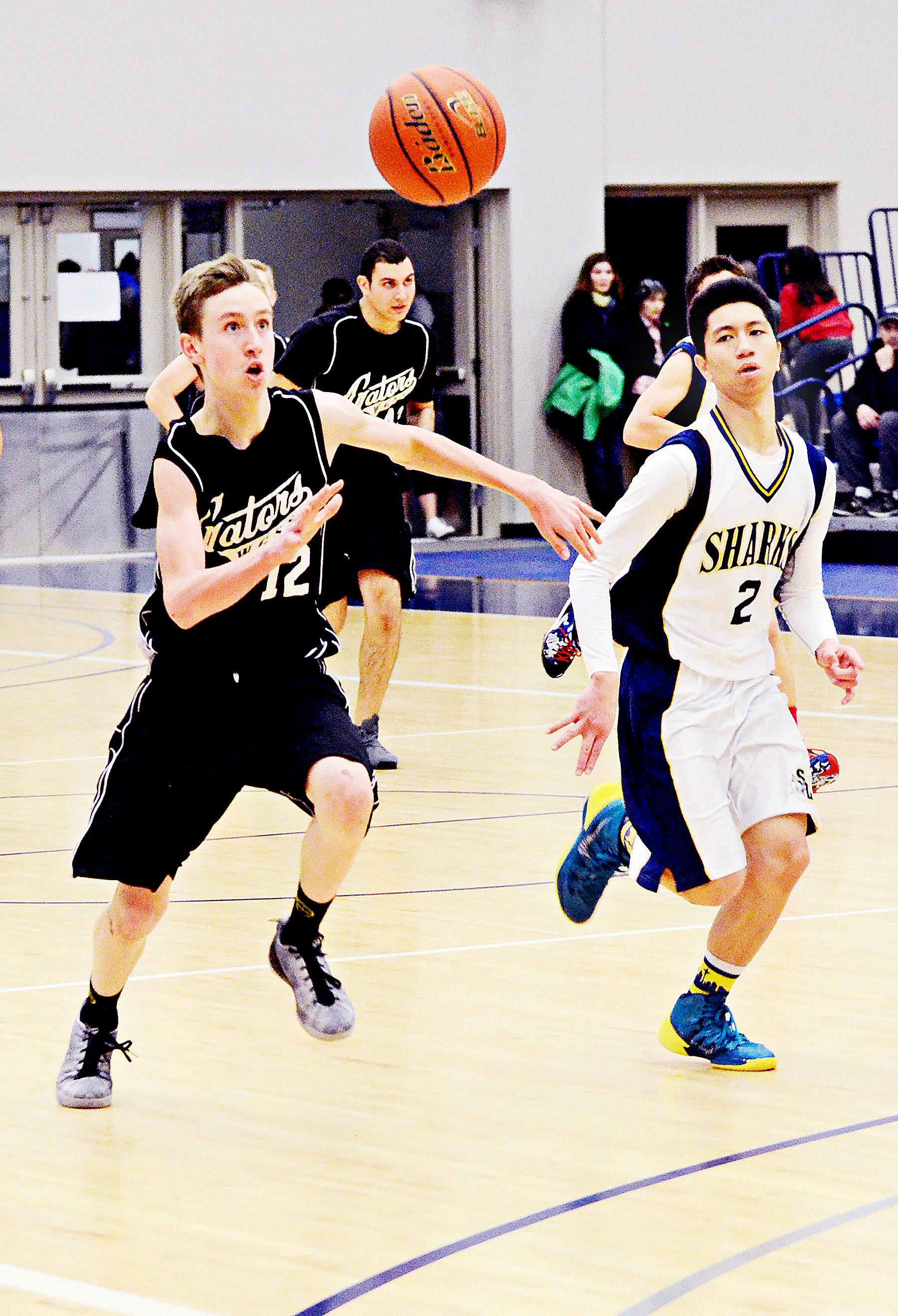 Walnut Grove hoopsters bronzed at junior provincials at Langley Events Centre