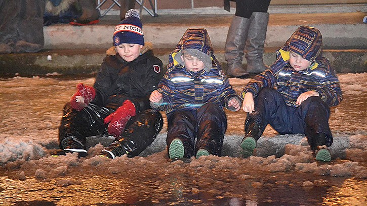 Aldergrove was alive with Christmas spirit Saturday with a series of community events