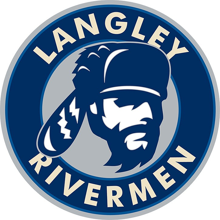 The Langley Rivermen play in the B.C. Hockey League.