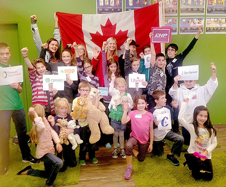 Through the Young Canadians Club