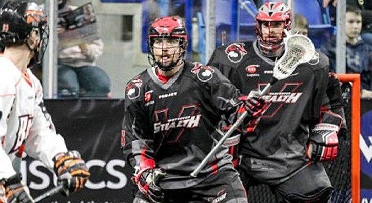 Stealth fell to Buffalo 15-11.