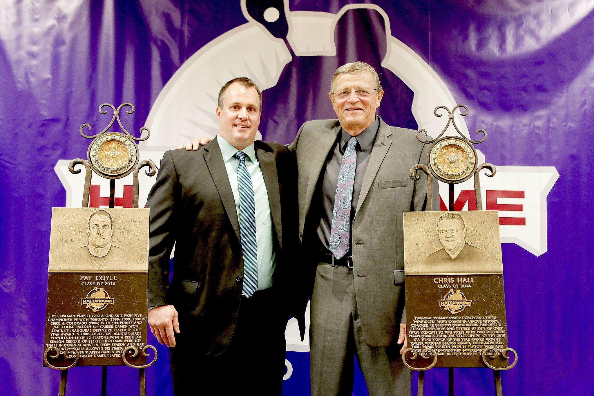 Belton dealt to Langley-based Stealth, Hall named to NLL Hall of Fame