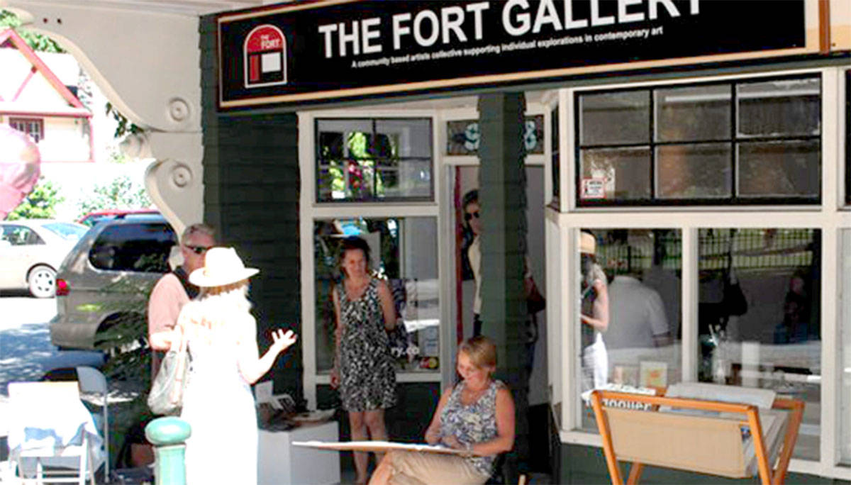 Fort Gallery is open Wednesday to Sunday each week, and the newest exhibit goes up Thursday, July 20. (Fort Gallery photo)